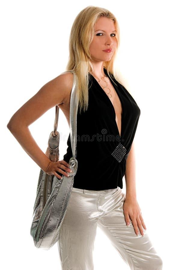 Platinum Glamour royalty free stock photos