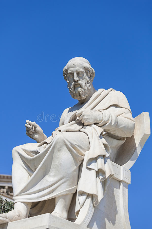 Download Plato stock image. Image of architecture, history, acropolis - 26570657