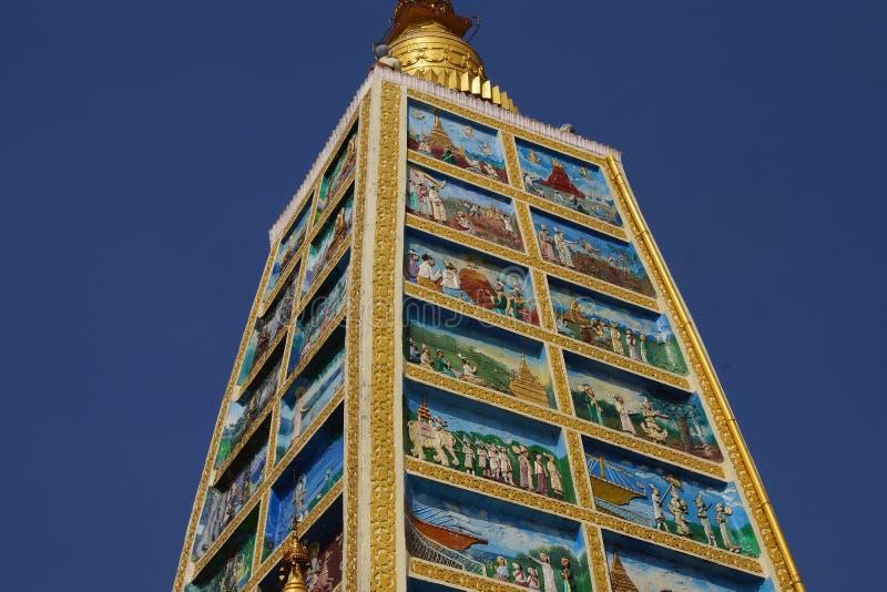 Platser av Buddhaliv fotografering för bildbyråer