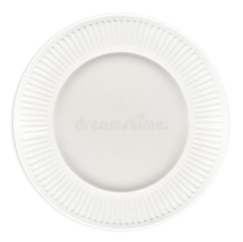 Download Plattawhite arkivfoto. Bild av elegantt, dine, bordsservis - 281332