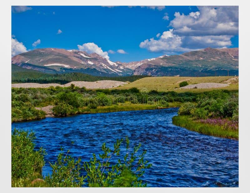 Platte River imagens de stock