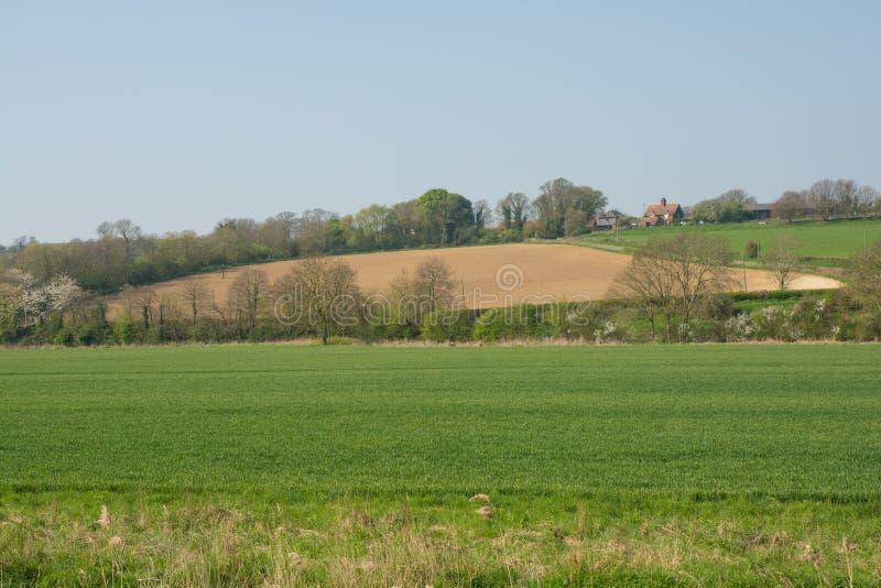 Platteland Dichtbij Barnstaple, Het Noorden Devon ...