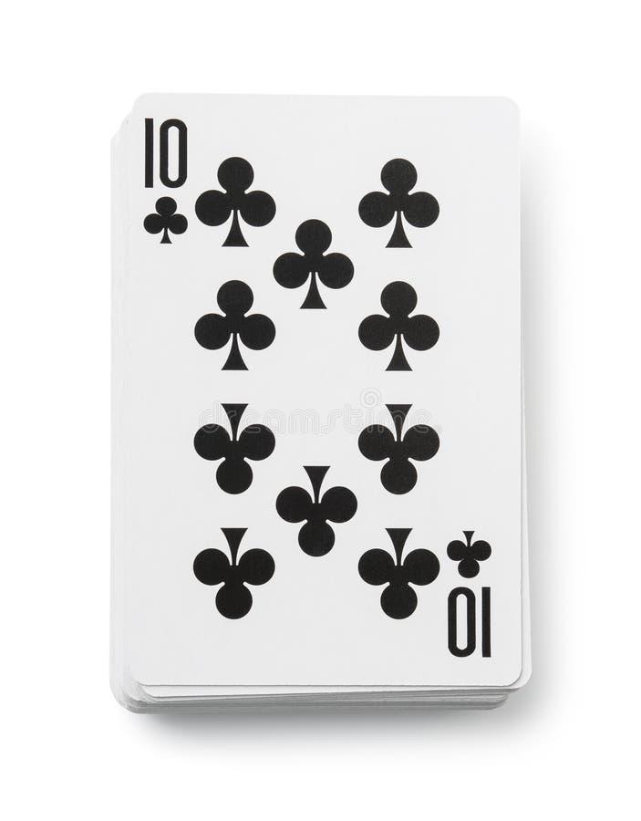 Plattform der Spielkarten lizenzfreie stockfotos