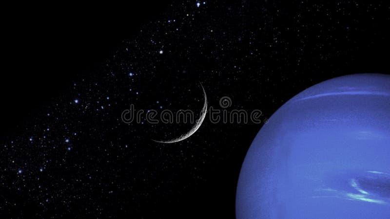 Plattor och galaxer, science fiction-bakgrundsmaterial Djuprymdens skönhet arkivfoto
