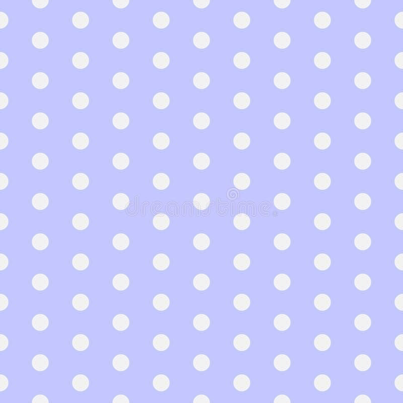Platz für Exemplar/Text Abstrakte Fliesenbeschaffenheit Vektorillustration mit kleinen Kreisen Punktierter Hintergrund ENV 10 vektor abbildung