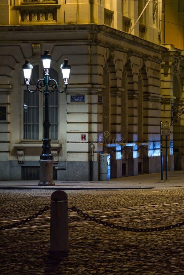 Platzieren Sie royale, Brüssel lizenzfreie stockfotografie