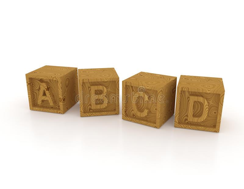 Download Play Blocks Royalty Free Stock Photography - Image: 14045517