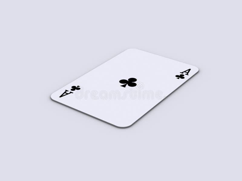 Download Play cards 3 stock illustration. Illustration of gambler - 3487463