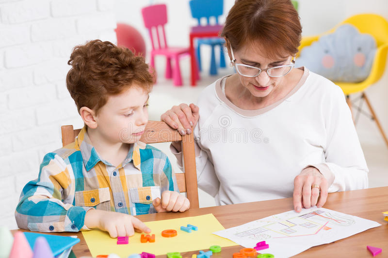 Play-centered learning stock images