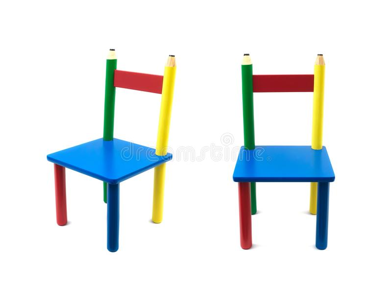 Download Play Chair stock image. Image of wooden, furniture, stick - 24366261