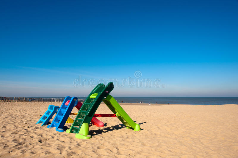 Download Play garden at the beach stock photo. Image of summer - 17724214