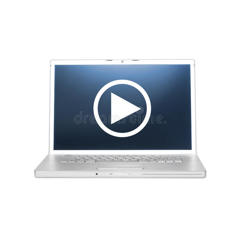 Download Play symbol stock image. Image of play, player, flicks - 17664881