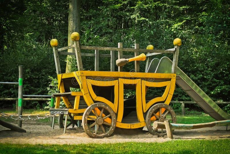 Play wagon stock photo