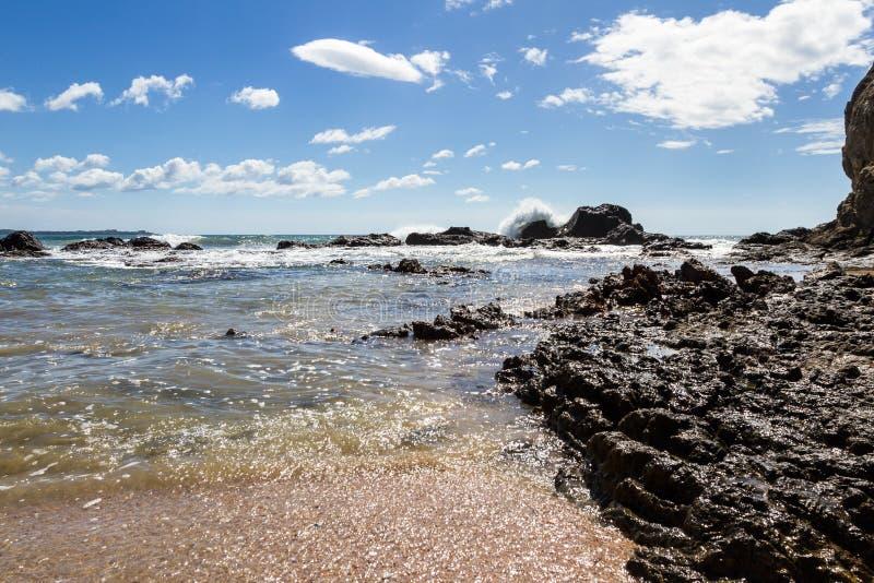 Playa большое, Коста-Рика стоковые изображения rf
