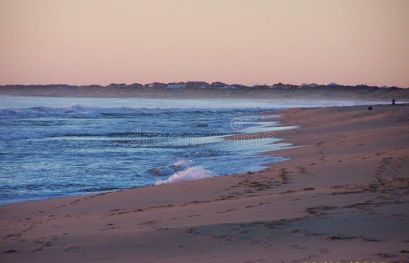 Download Playa foto de archivo. Imagen de sunset, pesca, arena, resaca - 188170