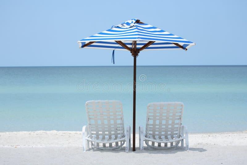 Playa aislada fotografía de archivo