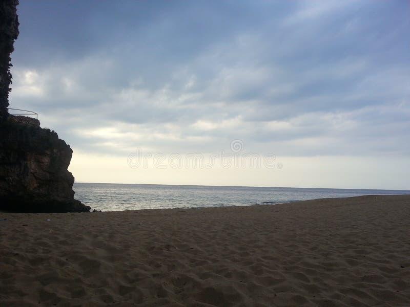 Playa Alisia 库存图片