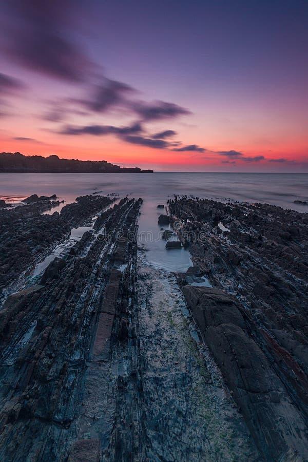 Playa Aramar, Antromero royaltyfri fotografi