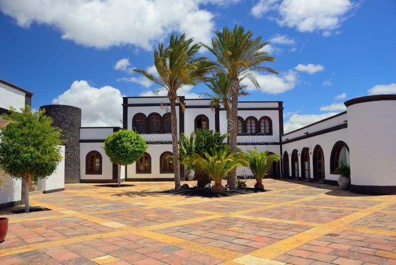 Playa Blanca Lanzarote royalty-vrije stock afbeeldingen