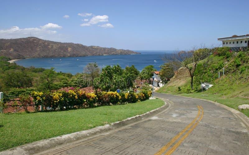 Playa Bonita - Costa-Rica foto de stock royalty free