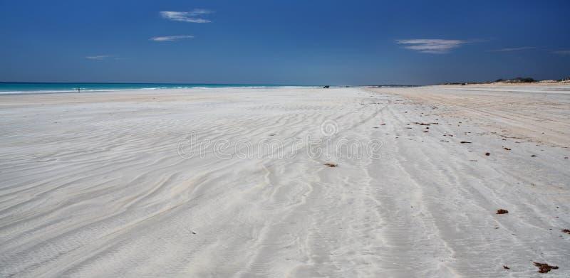 Playa Broome del cable fotos de archivo libres de regalías