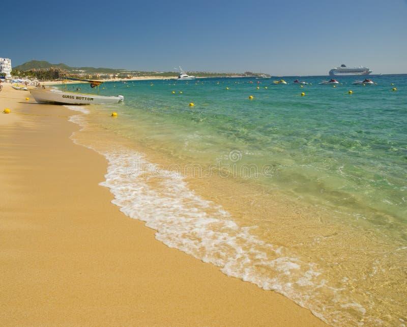 Playa Cabo San Lucas, México imagen de archivo libre de regalías