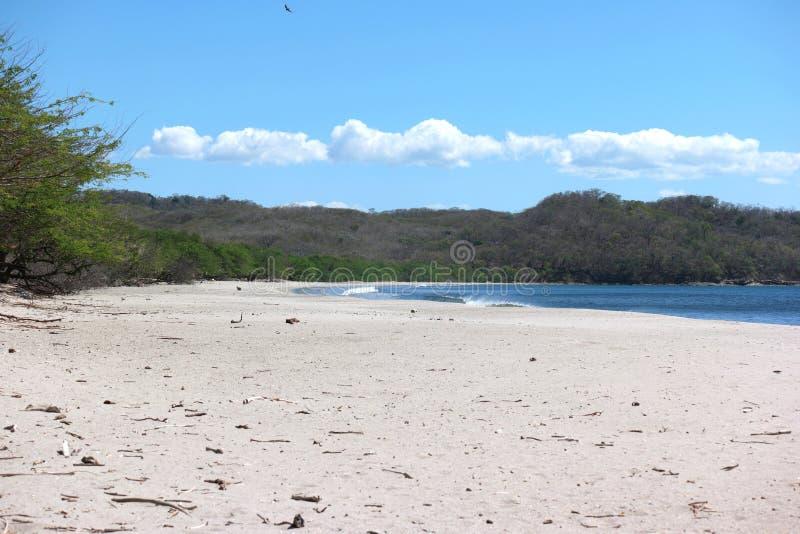 Playa Coco, Nicaragua stock foto's