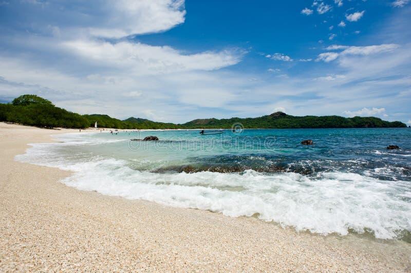 Playa Conchal стоковые изображения rf