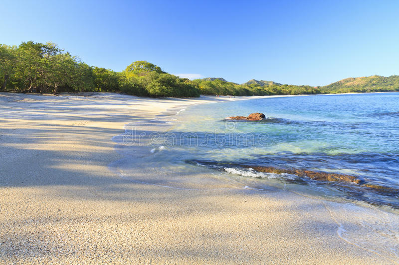 Playa Conchal Costa Rica images stock