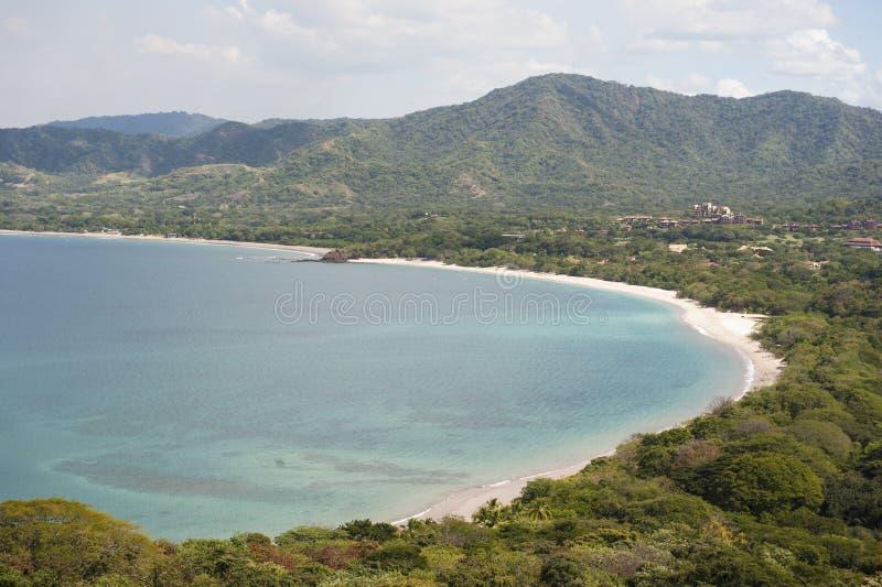Playa Conchal, Costa Rica zdjęcie royalty free