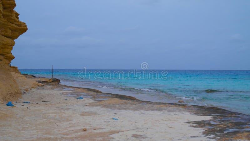 Playa de Agiba fotos de archivo libres de regalías