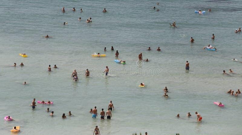 Playa 044 de Arenal imagen de archivo