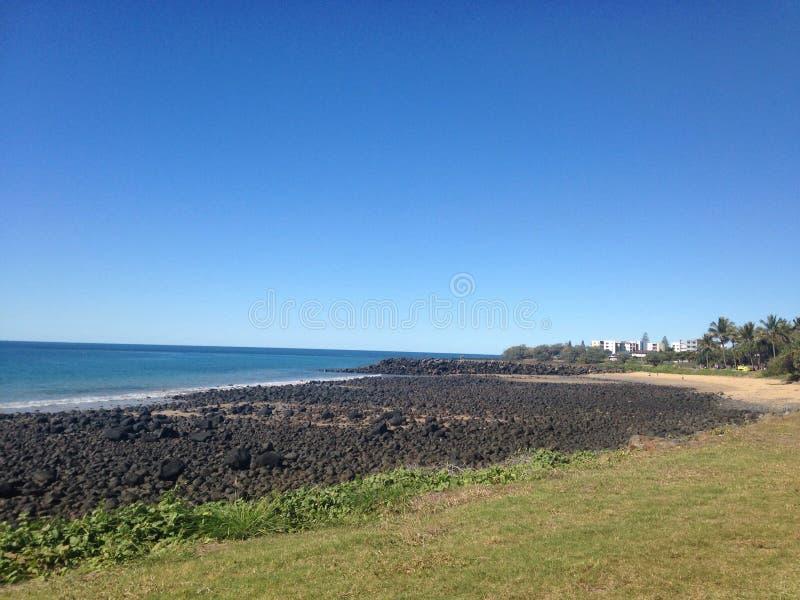 Playa de Australia imagen de archivo