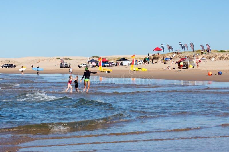 Playa de Birubi foto de archivo libre de regalías