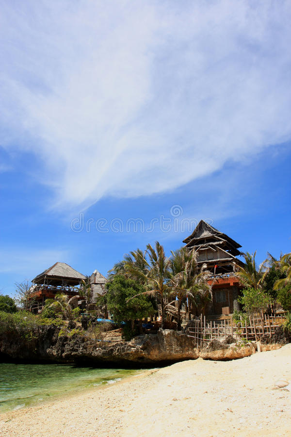 Playa de Boracay fotos de archivo libres de regalías
