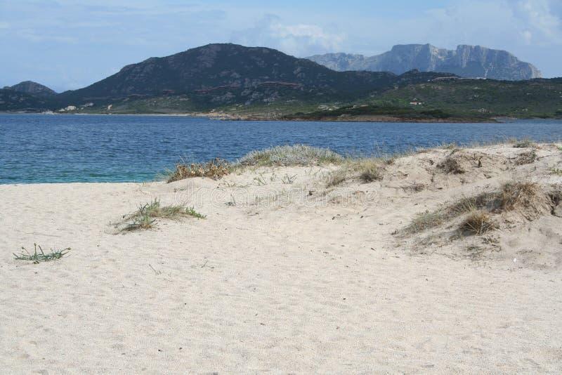 Playa de Cerdeña imagen de archivo