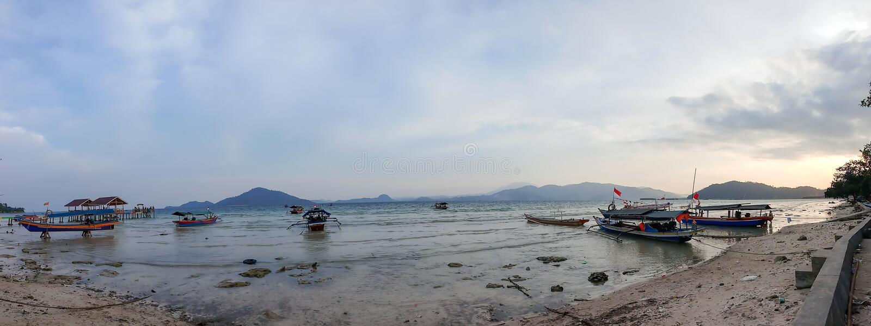 Playa de Clara fotos de archivo
