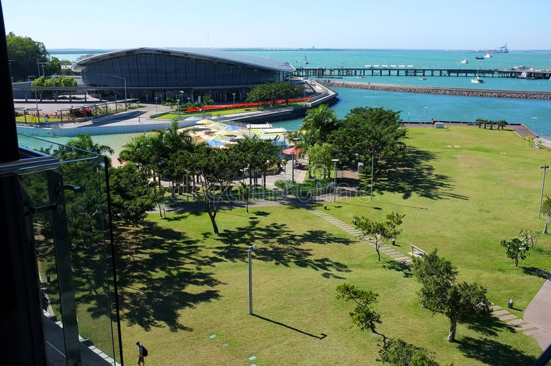 Playa 5 de Darwin foto de archivo