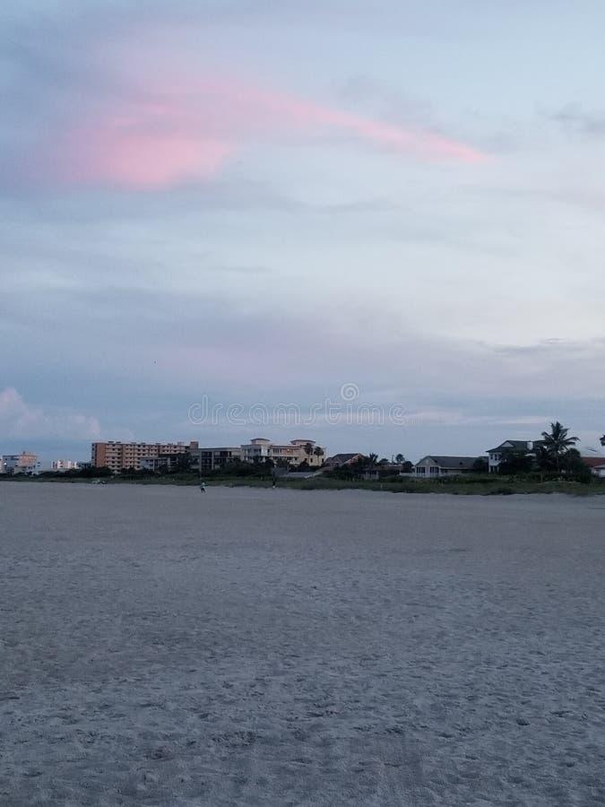 Playa de FL imagen de archivo libre de regalías