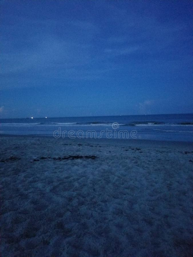 Playa de FL fotografía de archivo