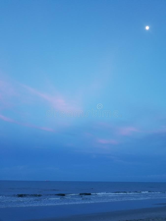 Playa de FL imagenes de archivo
