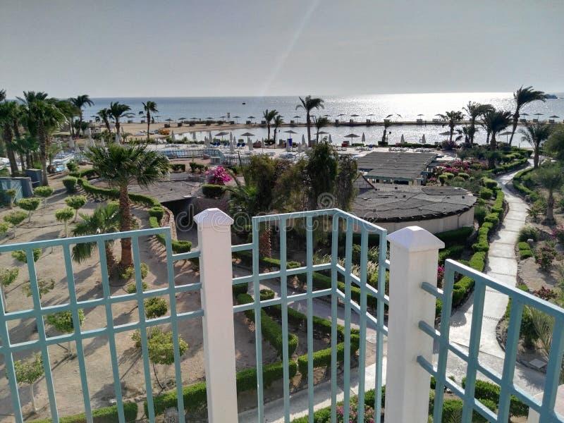 Playa de Gouna fotografía de archivo libre de regalías