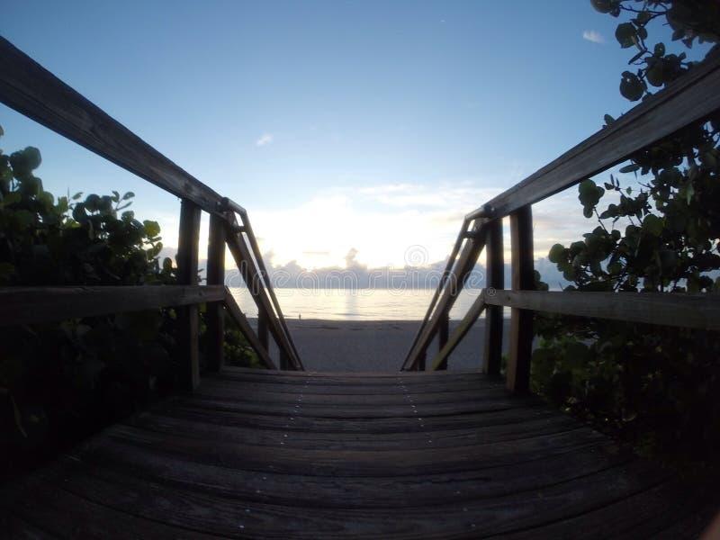 Playa de Juno foto de archivo libre de regalías