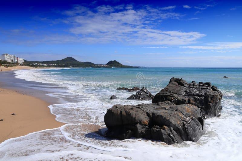 Playa de Kenting, Taiwán fotos de archivo
