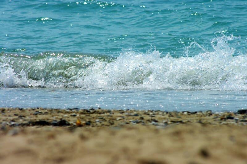 Playa de la arena imagen de archivo libre de regalías