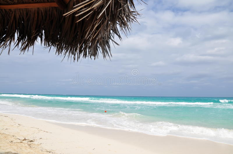 Playa de la Virgen fotos de archivo libres de regalías