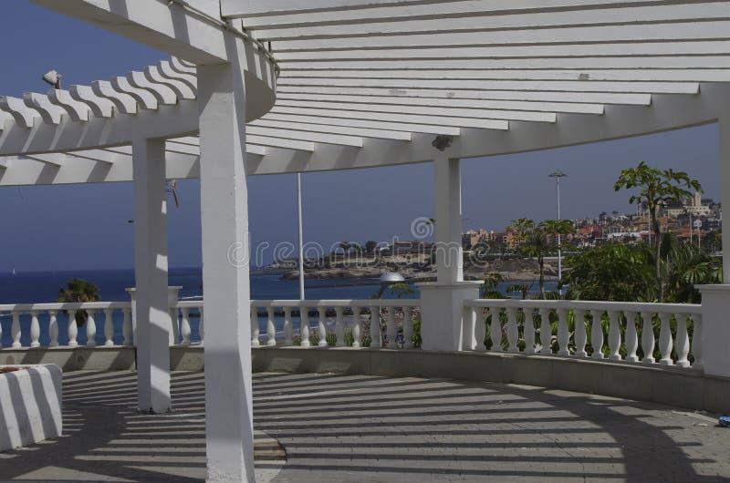 Playa De Las Américas, Tenerife imagen de archivo