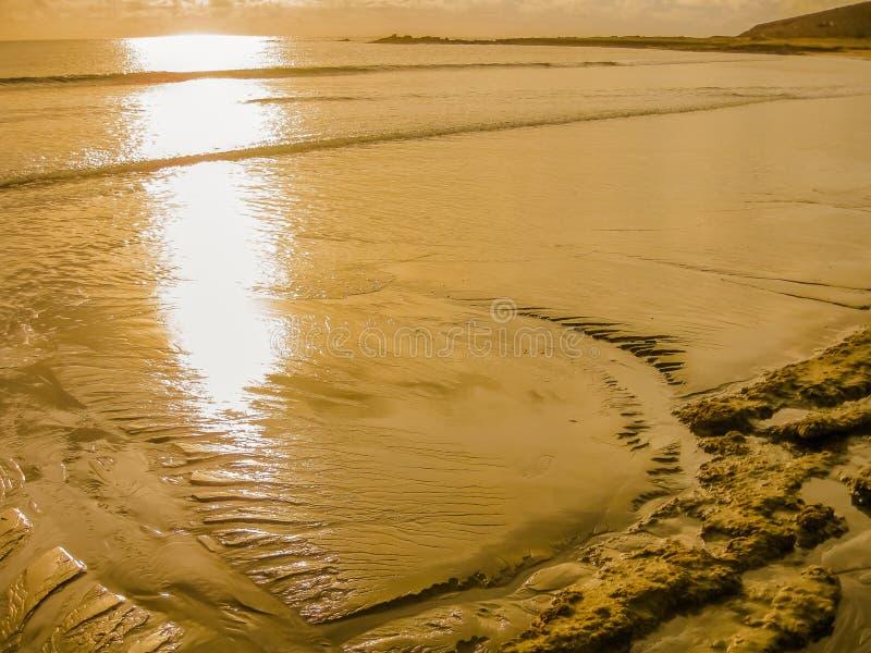 Playa De-las Amerika-Gelb lizenzfreie stockfotos