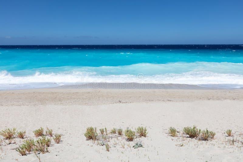 Playa de los Milos imágenes de archivo libres de regalías