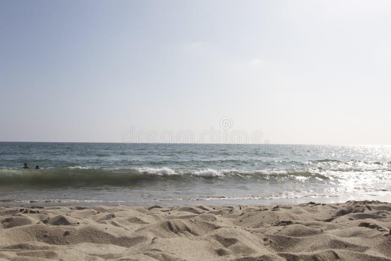 Playa de Malibu fotos de archivo